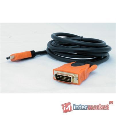 Кабель Elenberg CG482G HDMI - DVI (6937510820931)