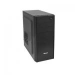 Персональный компьютер Core i3-7100-3.9GHz/H110/RAM 4GB/SSD 120GB/DVD/400W