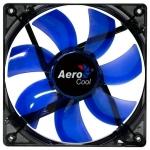 Кулер AeroCool Lightning 12cm, Blue LED