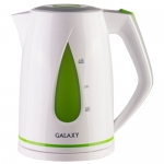 Чайник Galaxy GL0201, зеленый