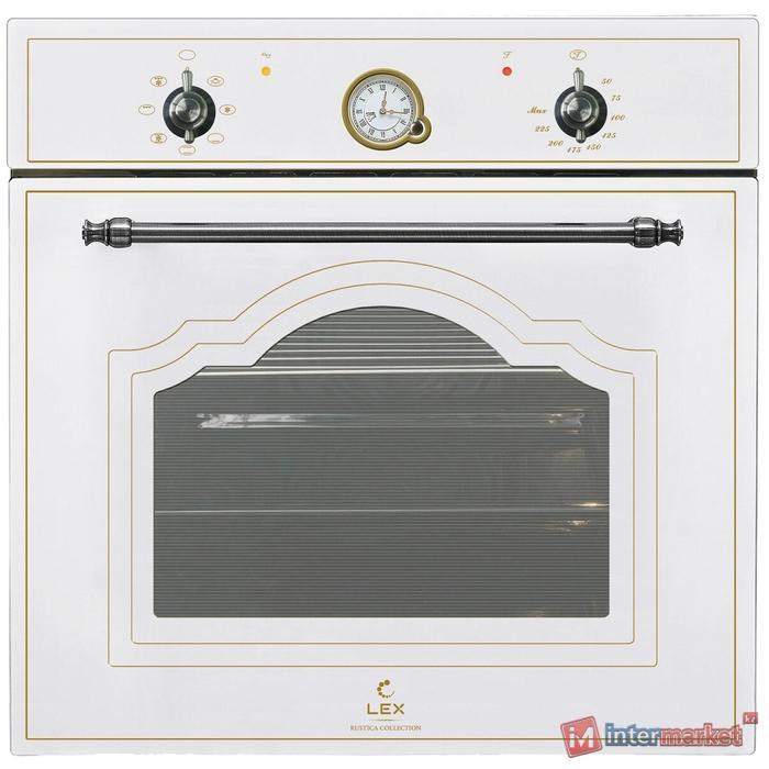 Электрический духовой шкаф Lex EDM 6070C WH