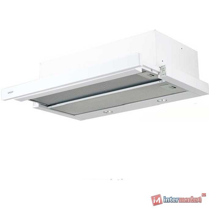 Вытяжка кухонная AKPO Light eco glass twin WK-7
