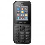 Мобильный телефон Micromax X1800 Black