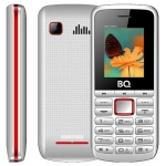 Мобильный телефон BQ 1846 One Power белый+красный /