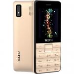Мобильный телефон Tecno T372, Champagne Gold