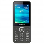 Телефон teXet TM-D327, Black